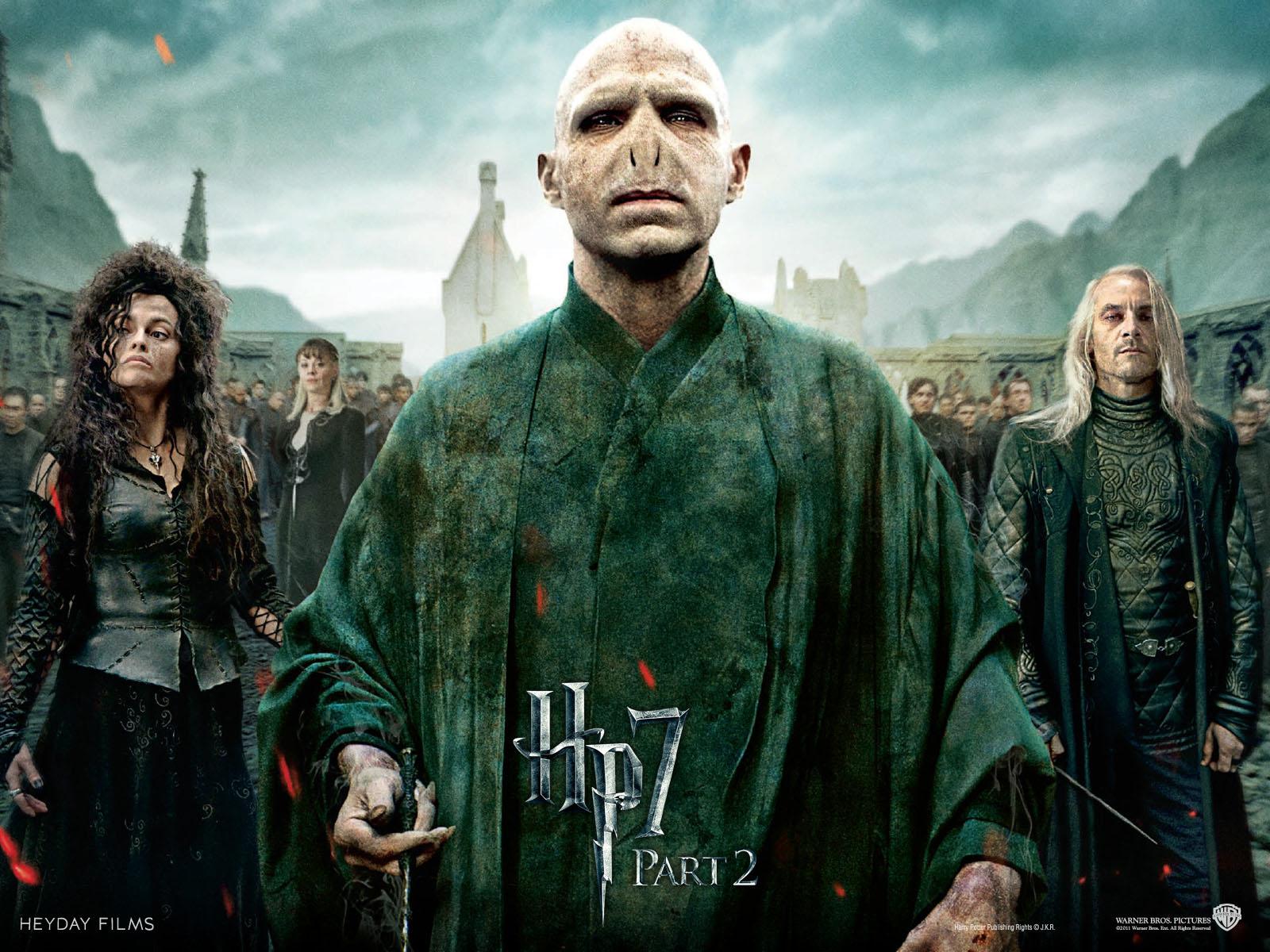 Гарри поттер и дары смерти часть ii 2011 - смотреть онлайн