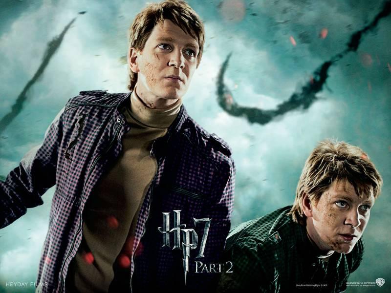 Гарри поттер и дары смерти часть 2 harry